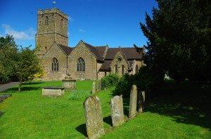 Lugwardine-church